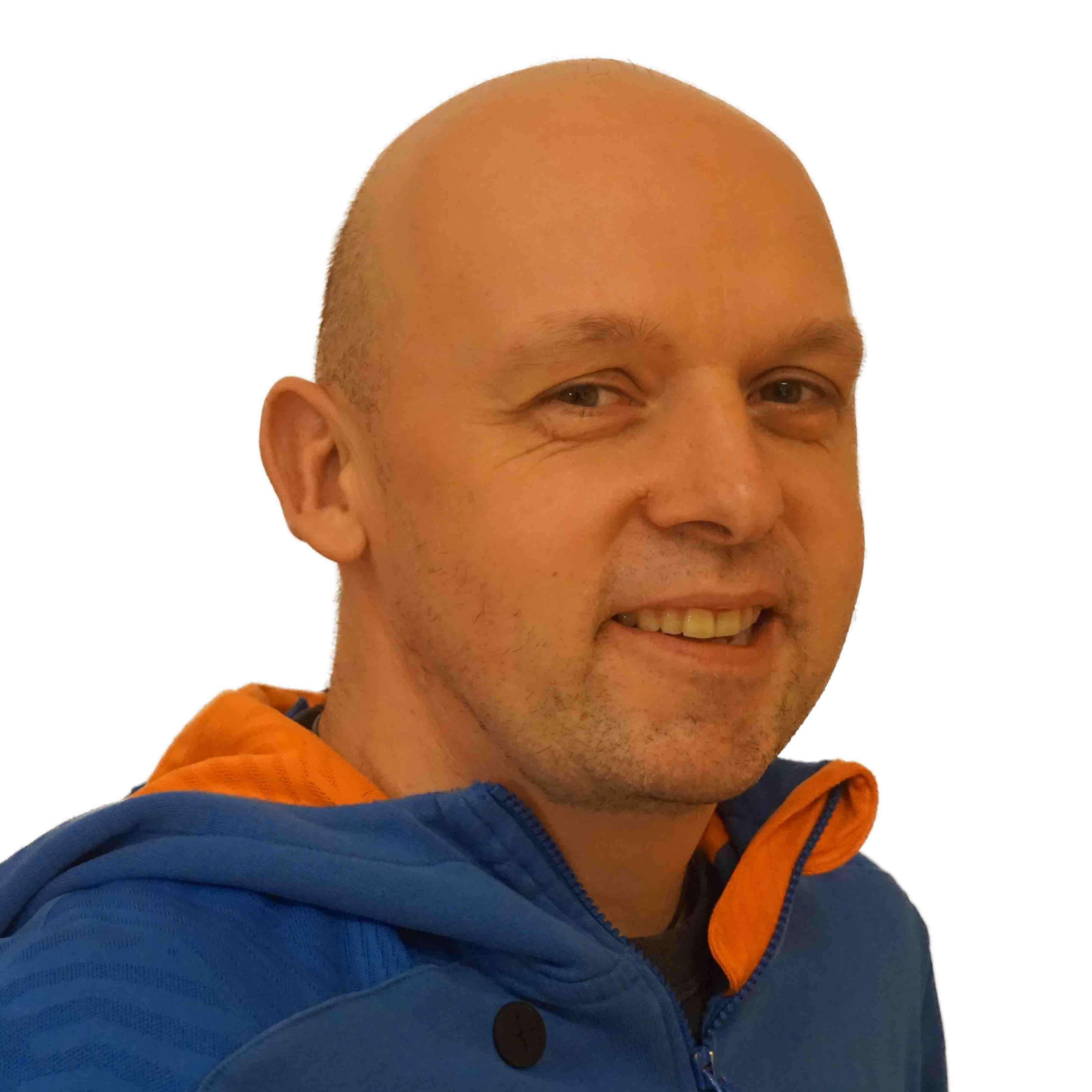 Jürgen Feuerbach Physiotherapeut in der Physiotherapie in Zehlendorf