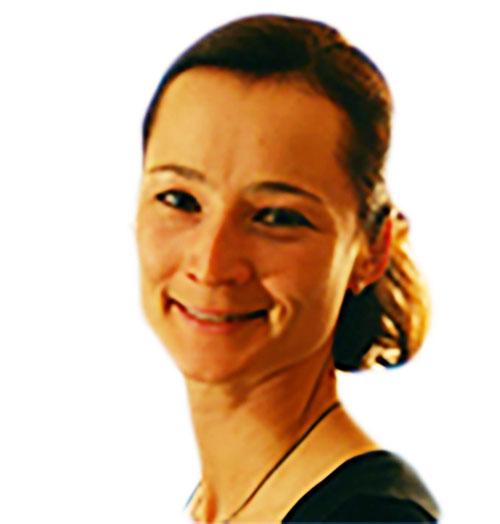 Isabel Gärtner Mitarbeiterin in der Krankengymnastik
