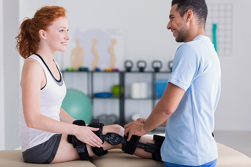 Physiotherapie Zehlendorf Leistungen